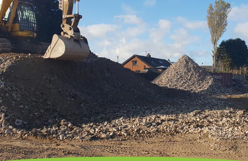 Rabbit Demolition Concrete Crushing Services