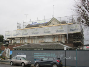 Sussex Cricketer site for demolition at Sussex County Cricket Ground