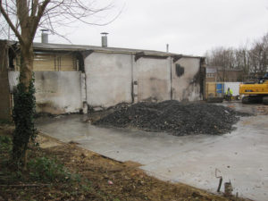 Site Clearance in Lordswood, Kent